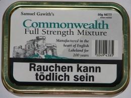 SAMUEL GAWITH COMMONWEALTH TUTUN PIPA 50g