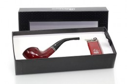 poza Set Peterson Red Killarney 999 si bricheta