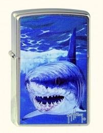 Bricheta Zippo 21052 G.H. Shark