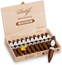 Trabucuri Davidoff Colorado Claro Short Perfecto Cello 10