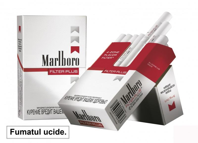 Tigarete Marlboro Filter Plus
