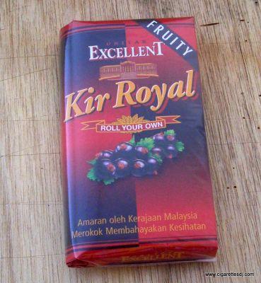 Tutun pentru rulat tigari Excellent Kir Royal