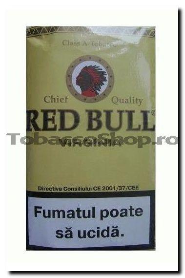 Tutun pentru rulat tigari Red Bull Virginia