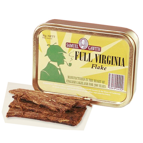 SAMUEL GAWITH FULL VIRGINIA TUTUN PIPA 50g