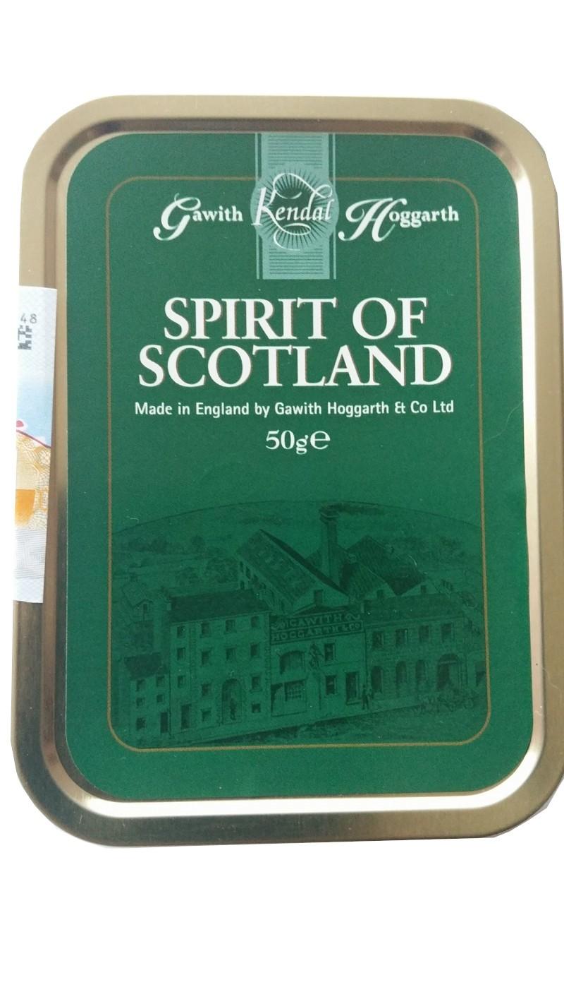 Tutun De Pipa Gawith Hoggarth Spirit Of Scotland
