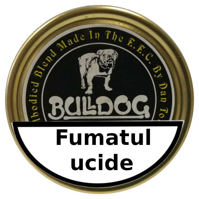 Tutun de pipa Bulldog Medium Cut 50g