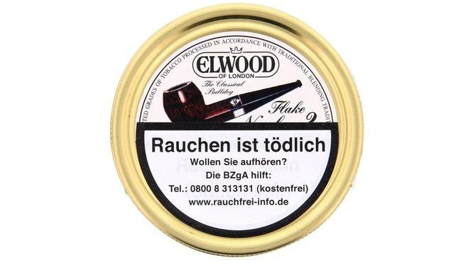 Tutun de pipa Elwood Flake No 2 50g