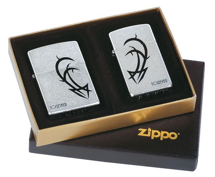 Bricheta Zippo 290.056 Together/Forever