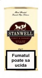 poza Tutun de pipa Stanwell Honey & Caramel