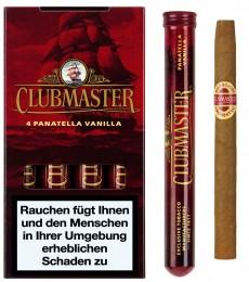 poza Trabucuri Clubmaster Panatella Vanilla Tubes 4