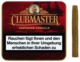 poza Tigari de foi Clubmaster Superior Vanilla  10