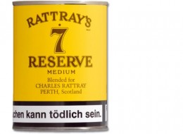 poza Tutun de pipa Rattray's 7 Reserve Medium