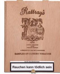 poza Tutun de pipa Rattray's Pipe Tobacco Sampler 6 x 25g