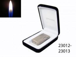 poza Bricheta Sarome SD1-46 Silver satin/black lattice diamond cut 22013