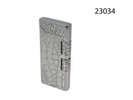 poza Bricheta Sarome SD40-03 silver crocodile 23034