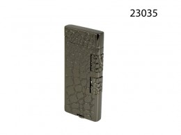 poza Bricheta Sarome SD40-04 black-nickel crocodile 23035