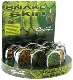 poza Bricheta Gino Casti Snake Skin Illumination
