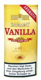 poza Tutun pentru rulat tigari Excellent Vanilla