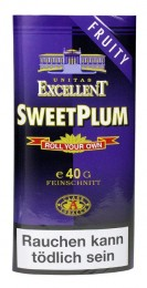 Poza Tutun pentru rulat tigari Excellent Sweet Plum