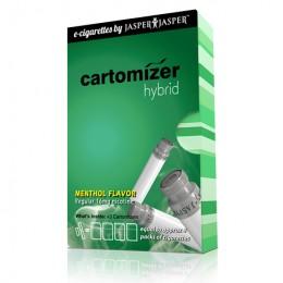 poza Cartus Jasper & Jasper 1.6% Nicotine, Menthol Flavour