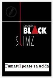 poza Tigarete Djarum Black Slimz