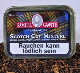 poza Tutun de pipa Samuel Gawith Scotch Cut Mixture 50g