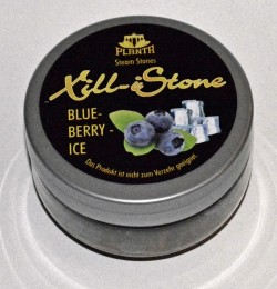 poza Pietre narghilea Xill-iStone Blueberry-Ice