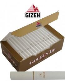 poza Tuburi tigari Gizeh Golden Tip