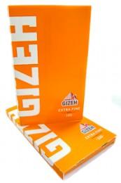 poza Foita Gizeh extrafine (orange, dublu, 100)