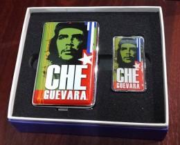 poza Set Che Guevara verde 402266