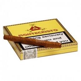 poza Tigari de foi Montecristo Mini 10 cigarillos