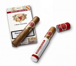 poza Trabucuri Romeo y Julieta Wide Churchills 3 Tub