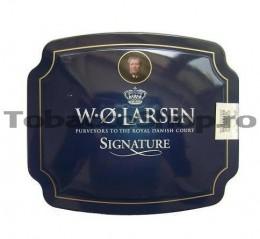 poza Tutun pipa W.O.Larsen Signature