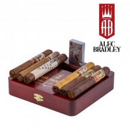 poza Set trabucuri Alec Bradley Taste Of The World Special Sampler si Bricheta