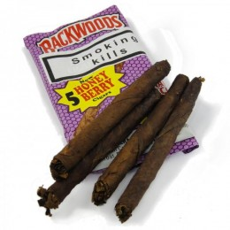poza Tigari de foi Backwoods Honey Berry