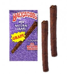 poza Tigari de foi Backwoods Grape 5