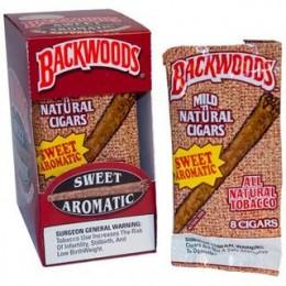 poza Tigari de foi Backwoods Aromatic 40