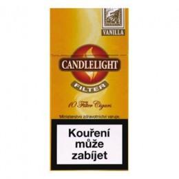 poza Tigari de foi Candlelight Vanilla Filter 10