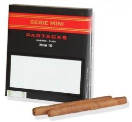 poza Tigari de foi Partagas Serie Club 10