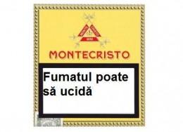 poza Tigari de foi Montecristo Mini 20