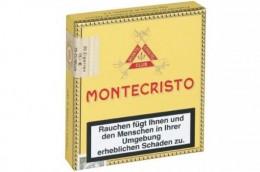 poza Tigari de foi Montecristo Club 20