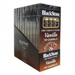 poza Tigari de foi Blackstone Tip Cigarillos Vanilla 50
