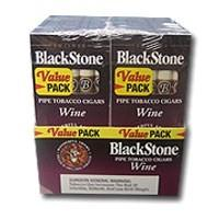 poza Tigari de foi BlackStone Tip Cigarillos Wine 50