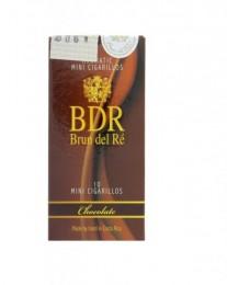 poza Tigari de foi Brun del Re Mini Chocolate 10