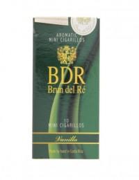 poza Tigari de foi Brun del Re Mini Vanilla 10