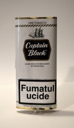 poza TUTUN PIPA CAPTAIN BLACK REGULAR (50G)
