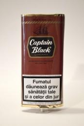 poza TUTUN PIPA CAPTAIN BLACK CHERRY (50G)