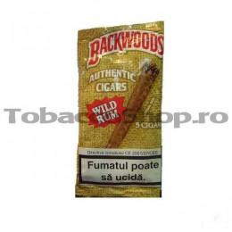poza Tigari de foi Backwoods Wild Rum