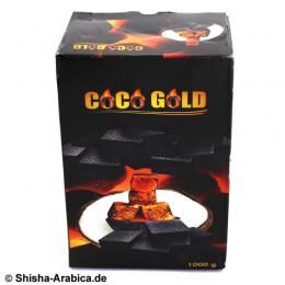 poza CARBUNE NARGHILEA 11196 COCO GOLD 1Kg
