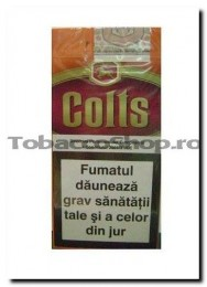 poza Colts Filter Cigars Whisky